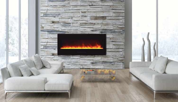 amantii electric fireplaces Canada