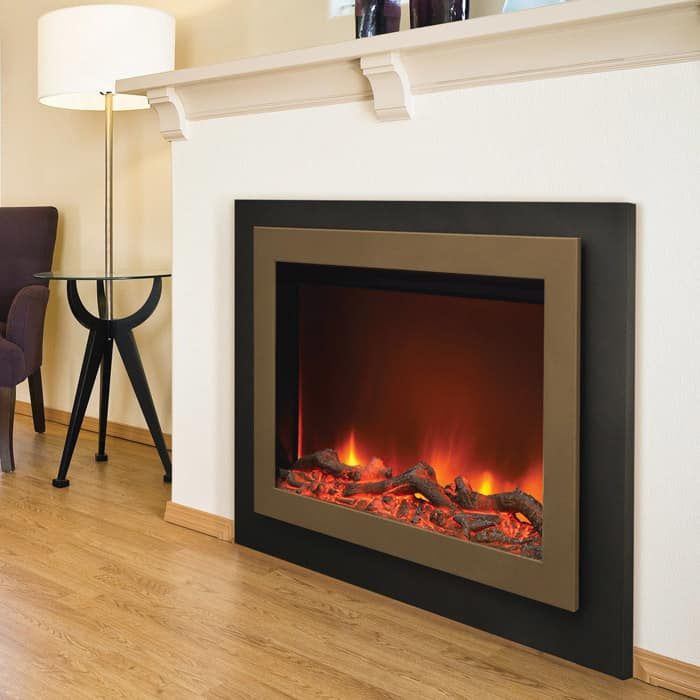 ZC-FM-45 Zero Clearance Electric Fireplace