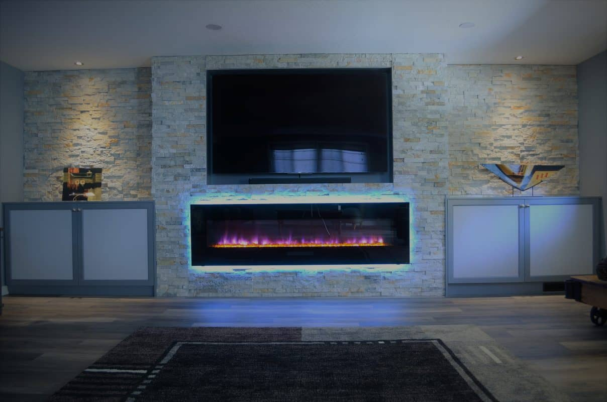 Electric Fireplace Design Services Toronto | Stylish Fireplaces
