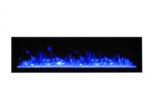 Amantii BI-60-XTRASLIM electric fireplace