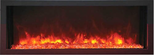 Remii 102745 XS linear electric fireplace.