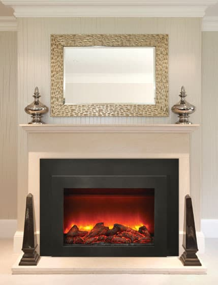 Sierra Flame Electric Fireplaces Canada Stylish