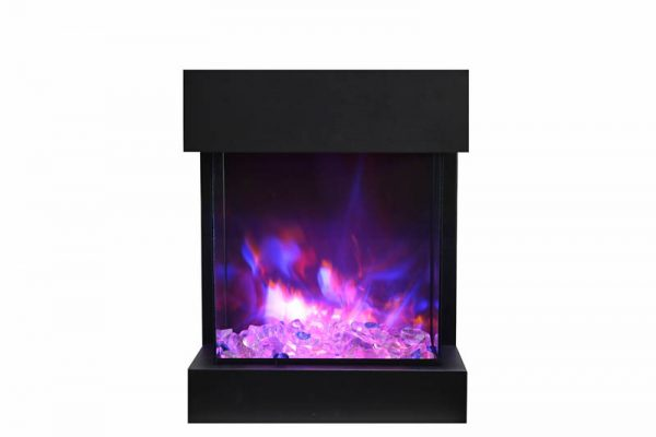 Amantii Cube-2025WM indoor-outdoor electric fireplace