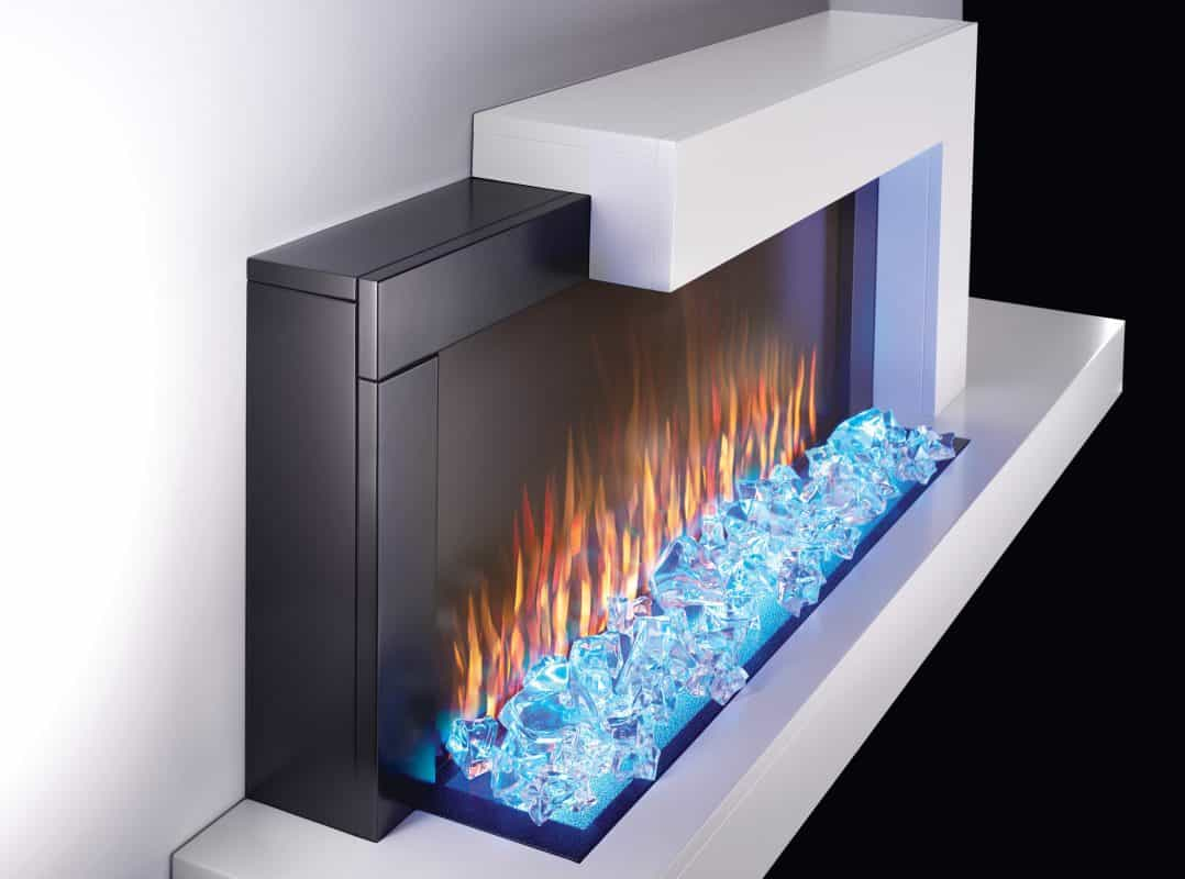The Best Electric Fireplaces Of 2019 Stylish Fireplaces