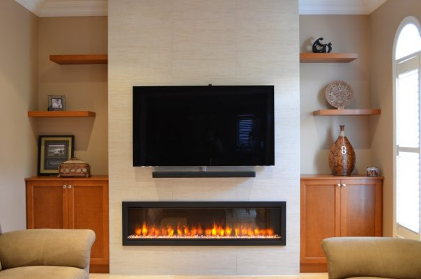 Electric Fireplace Design Idea Pictures