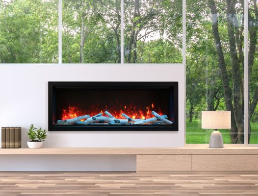 Amantii SYM-60-XT electric fireplace