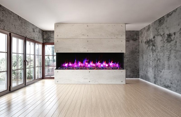 Amantii 88-TRV-XT-XL electric fireplace