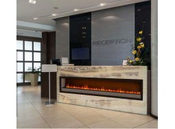Dimplex Optimyst CDFI1000P electric fireplace