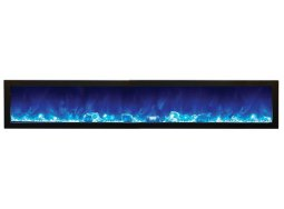Amantii BI-88-SLIM electric fireplace