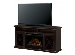Dimplex Newman GDS25-1390DR fireplace cabinet