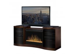 Dimplex Acton GDS33G-1246WAL electric fireplace