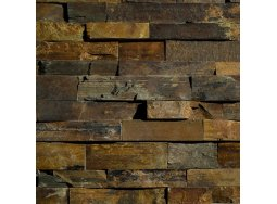 Outback Brown Ledgestone 24N