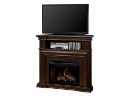 Dimplex Montgomery GDS25HL-1057E fireplace cabinet