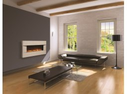 Amantii BLT-IN-5124-CLASSICO-TUSCANCREAM electric fireplace