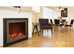 Dining Room Electric Fireplaces