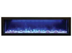 Sierra Flame Vista-bi-60-slim electric fireplace