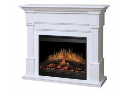 GDS30-1086w Essex white fireplace package