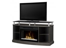 Dimplex Windham Silver Charcoal GDS25CG-1015SC