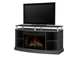 Dimplex Windham Silver Charcoal GDS25HL-1015SC