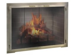 Design Specialties Legend fireplace doors Forge Craft