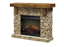 Dimplex Fieldstone SMP-904-ST electric fireplace