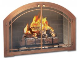 Design Specialties Legend fireplace doors