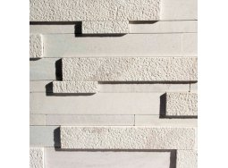 Coral White Strips CW-RP stone veneer