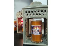 Ceramic Candle Warmer Weave