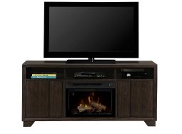 Dimplex Arkell GDS25LD-1412AG electric fireplace