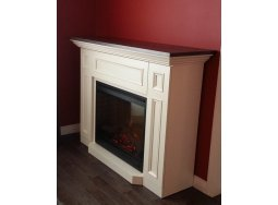 Custom 200 Series electric fireplace