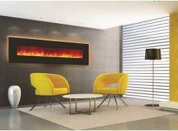 Amantii WM-BI-72-8123 electric fireplace