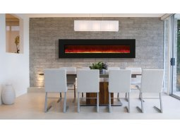 Amantii WM BI 76 8221 Electric Fireplace