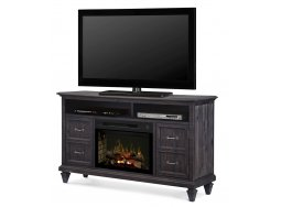 Dimplex Solomon electric fireplace