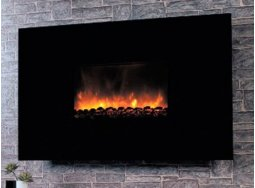 Dynasty BG-58-BGF electric fireplace