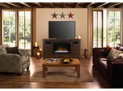 Dimplex GDS33LD-1670HB fireplace package