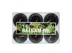 Country Home Balsam Fir candles