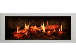 Dimplex VF2927L Opti-V Solo electric fireplace