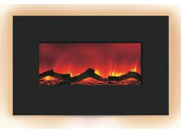 Amantii WM-BI-26-3623 electric fireplace