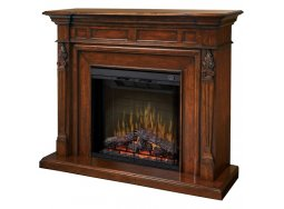 Dimplex Torchiere SEP-BW-4217-FB electric fireplace