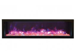 Sierra Flame Vista BI-60-Deep electric fireplace